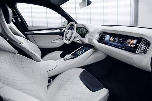 VisionS Concept: così sarà il SUV ibrido di Skoda (7)