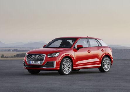 Audi Q2, giovane e funzionale. Il nuovo SUV al Salone di Ginevra 2016