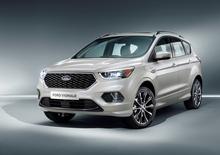 Ford Kuga Vignale Concept e Edge Vignale, lusso e tecnologia