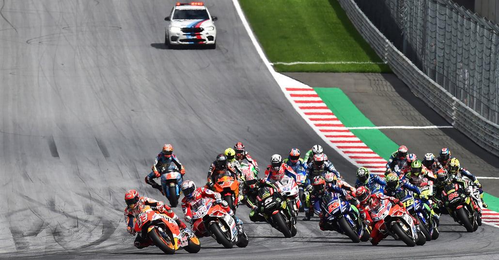 Chi vincerà la gara MotoGP in Austria?