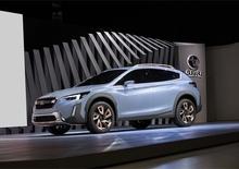 Subaru XV Concept in anteprima mondiale a Ginevra
