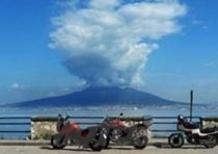 """Prima premiazione del concorso fotografico Suzuki """"In viaggio con V-Strom"""""""