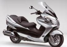Finanziamento tasso zero per il Suzuki Burgman 400