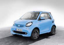 smart fortwo cabrio BRABUS edition, piglio sportivo