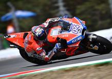 MotoGP 2018. Dovizioso è il più veloce nel warm up in Austria