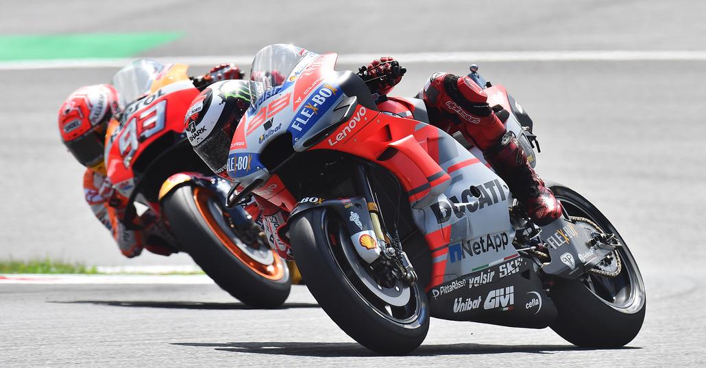 MotoGP 2018. Lorenzo: Ho perso qualche mese di vita
