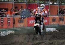 Cairoli, Herlings e la KTM dominano nei Paesi Bassi