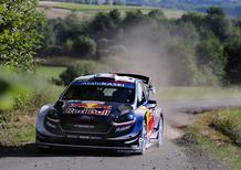 """WRC18 Germania. """"Tutto tranquillo, ci sentiamo domenica…"""" Inizio Tanak (Toyota)"""