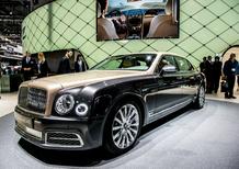 Bentley al Salone di Ginevra 2016