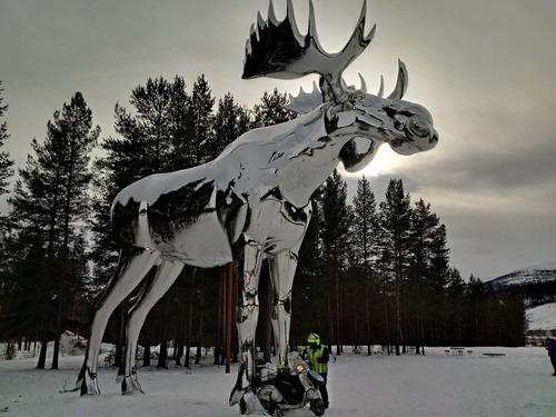 Viaggi in moto: grandi rally invernali (4)
