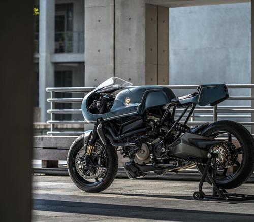 Ducati Monster 1200S The Indigo Flyer da Rough Crafts (3)
