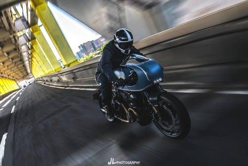 Ducati Monster 1200S The Indigo Flyer da Rough Crafts (2)