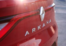 Renault Arkana, il nuovo C-SUV della Losanga