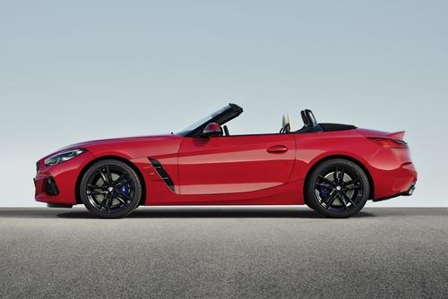 BMW Z4 Roadster, il ritorno della spider dell'Elica (6)