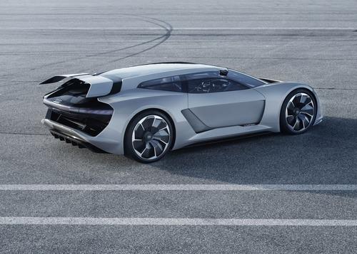 Audi PB18 e-tron, supercar del futuro (3)