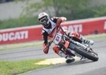 Supermoto, Van Den Bosh vince il GP  di Lombardia