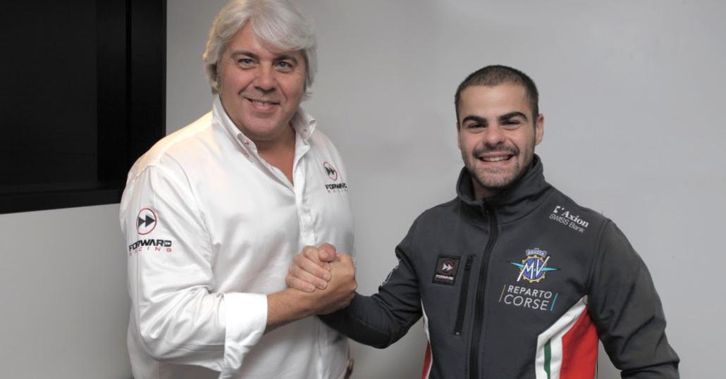 Moto2, Fenati ufficiale alla MV Agusta nel 2019