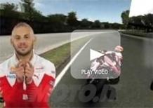 Michel Fabrizio vi porta in pista a Monza