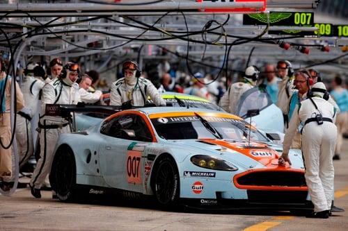 Gulf Racing, una livrea senza tempo (9)