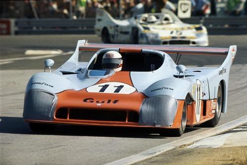 Gulf Racing, una livrea senza tempo (4)