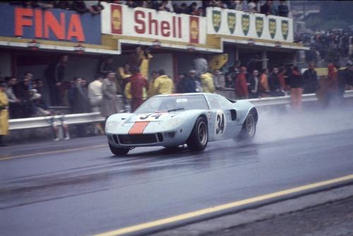 Gulf Racing, una livrea senza tempo (2)