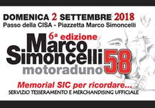 Sesto motoraduno in memoria di Marco Simoncelli