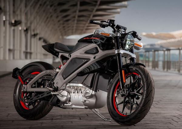 Harley-Davidson abbandona Alta Motors