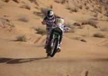 """L'Aprilia RXV 4.5 vince il Rally di Tunisia con """"Chaleco"""" Lopez"""
