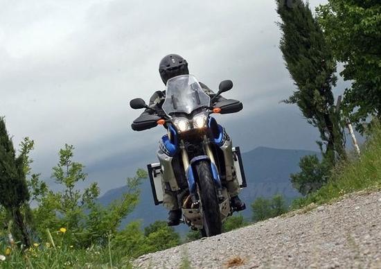 In uscita la prova completa della Yamaha XT1200Z Super Ténéré
