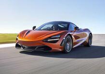 McLaren 720 S. Tutto il know-how di Woking su quattro ruote