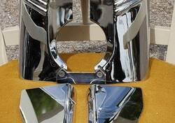 Coperchio cromato forcelle Harley Sportster K 58 Harley-Davidson