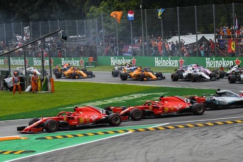 F1, GP Italia 2018: vince Hamilton. Secondo Raikkonen (3)