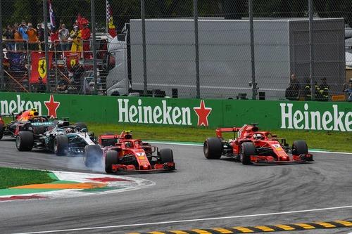 F1, GP Italia 2018: vince Hamilton. Secondo Raikkonen (9)