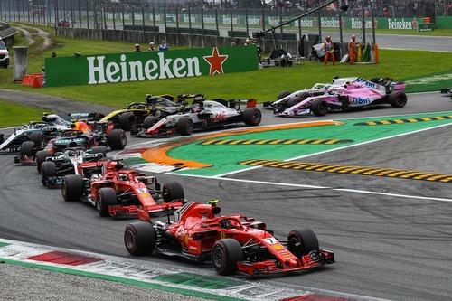 F1, GP Italia 2018, Hamilton: «Vincere qui è un privilegio» (5)