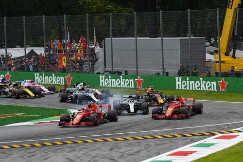 F1, GP Italia 2018, Hamilton: «Vincere qui è un privilegio» (8)