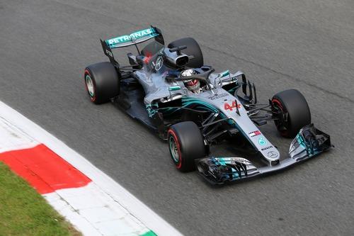 F1, GP Italia 2018, Hamilton: «Vincere qui è un privilegio»