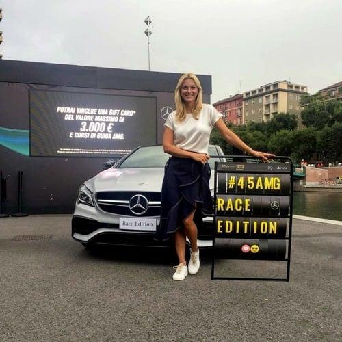 Mercedes: pacchetto Race Edition per CLA 45, C Coupé 43 e GLE Coupé 43 AMG (4)