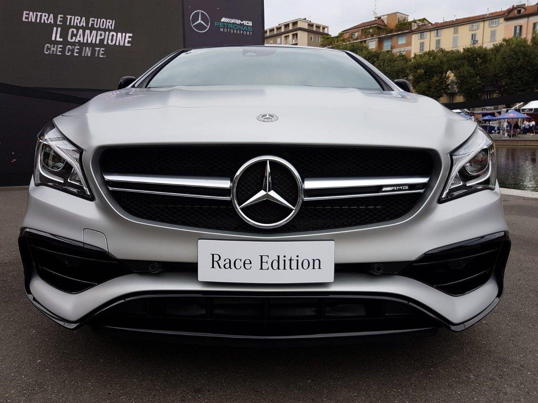 Mercedes: pacchetto Race Edition per CLA 45, C Coupé 43 e GLE Coupé 43 AMG
