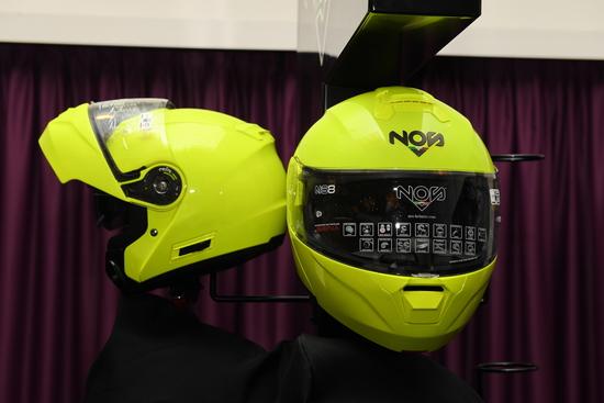 Casco modulare NOS NS-8