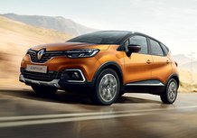 Renault Captur in promo a 189 euro / mese