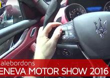 Maserati Levante VS Porsche Macan al Salone di Ginevra 2016 [Video]