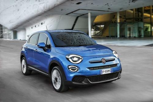 Fiat 500X restyling, i prezzi: si parte da 19.250 euro (3)