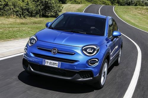 Fiat 500X restyling, i prezzi: si parte da 19.250 euro (8)