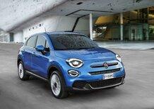 Fiat 500X restyling, i prezzi: si parte da 19.250 euro