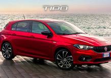 Promozione nuova Fiat Tipo offerta a 12900 €