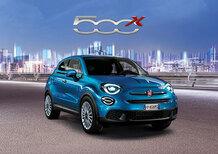 500X: il SUV Fiat in promozione a 15500 €