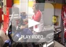 La prova al banco della Yamaha XT1200Z Super Ténéré