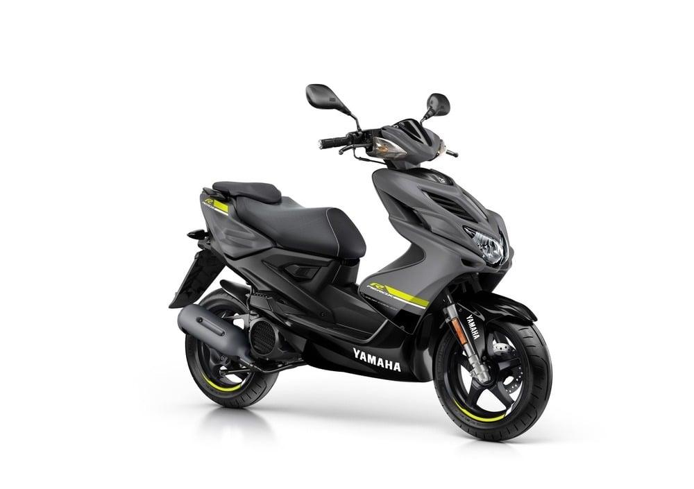 Yamaha Aerox 50 4t (2018 - 20) (5)