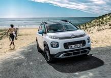"Citroën C3 Aircross Rip Curl, serie speciale in stile ""surfer"""