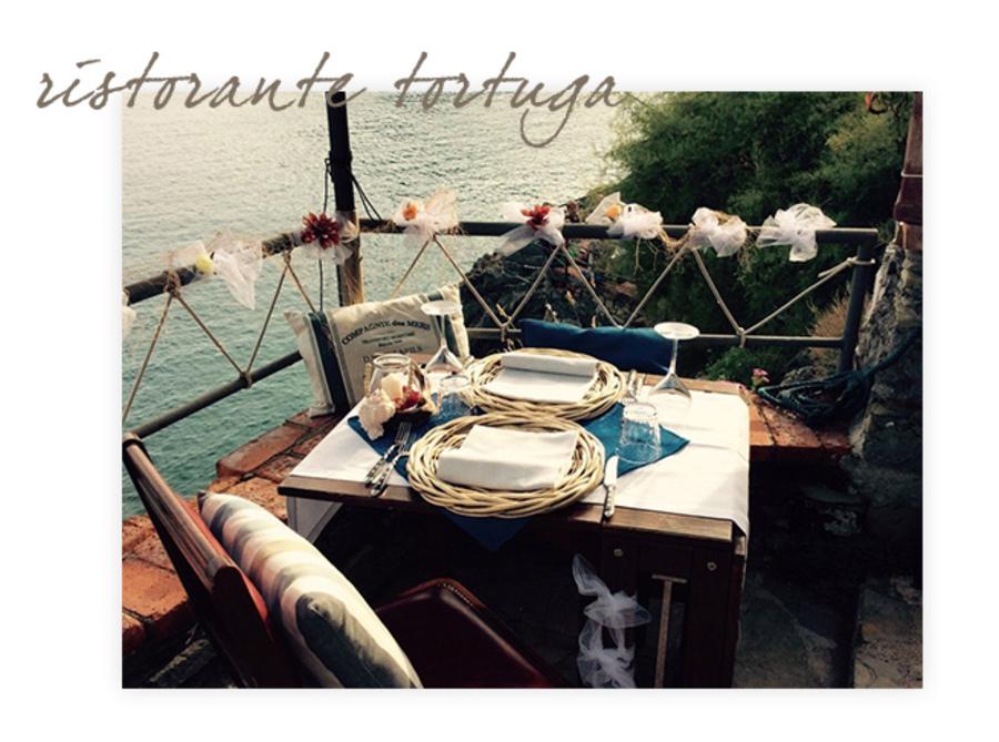 Come quelle che hanno reso celebre il ristorante in questione. Affacciato sul mare e ricco di tradizione sapientemente coniugata con la cucina moderna